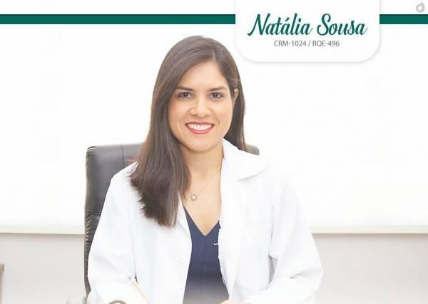 NATÁLIA SOUSA - MÉDICOS - CLÍNICA MÉDICA E NUTROLOGIA